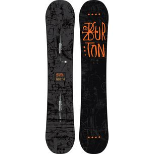 Burton AMPLIFIER Freestyle Board Herren NO COLOR