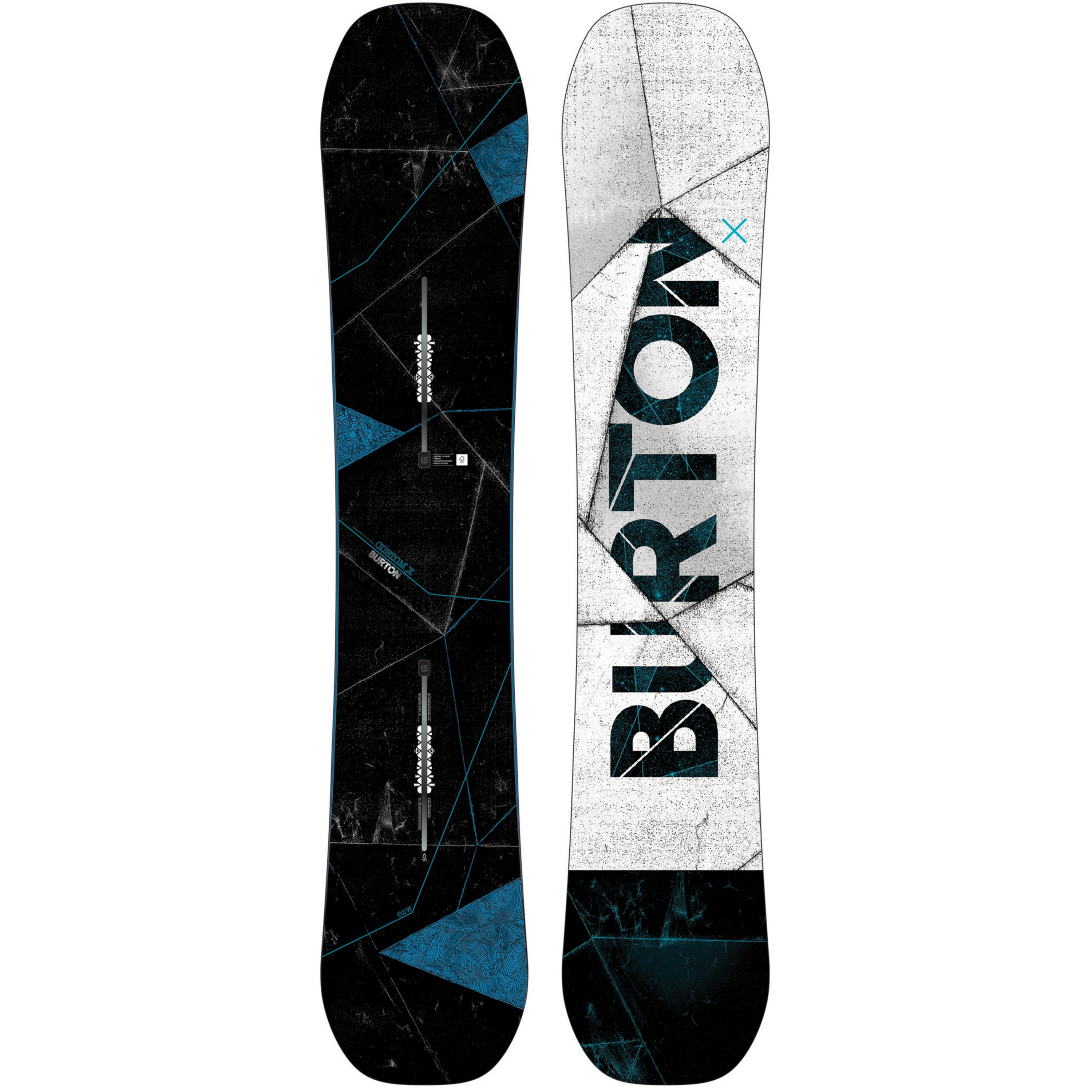 Burton CUSTOM X All-Mountain Board Herren