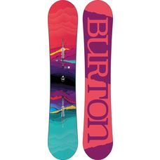 Burton FEELGOOD FLYING All-Mountain Board Damen NO COLOR