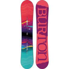 Burton FEELGOOD FLYING All-Mountain Board Damen NO COLOR