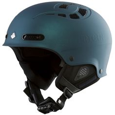 Sweet Protection Igniter Skihelm matte navy blue metallic