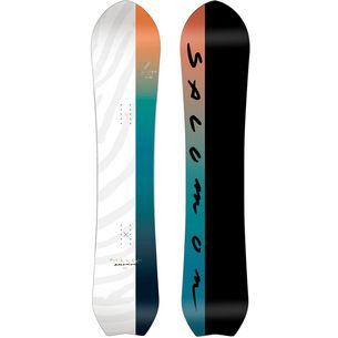 Salomon PILLOW TALK Freeride Board Damen Multi Color
