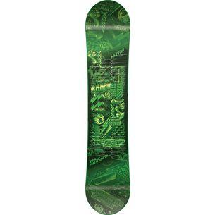 Nitro Snowboards RIPPER KIDS All-Mountain Board Kinder grün