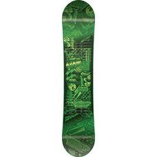 Nitro Snowboards RIPPER KIDS All-Mountain Board Kinder grün