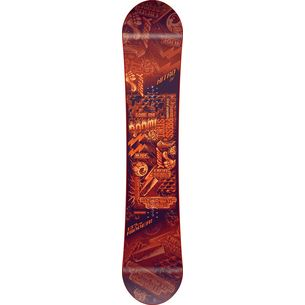 Nitro Snowboards RIPPER YOUTH All-Mountain Board Kinder rot