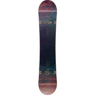 Nitro Snowboards SPELL Freestyle Board Damen schwarz