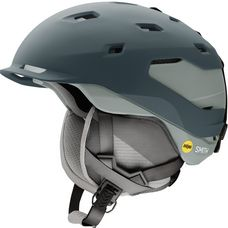 Smith Optics Quantum Skihelm matte thunder grey