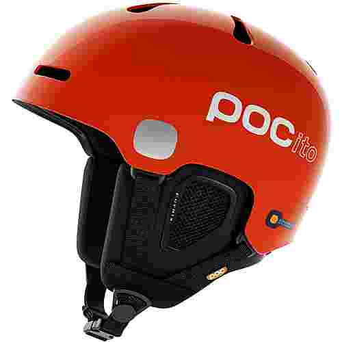POC POCito Fornix Skihelm Kinder pocito orange