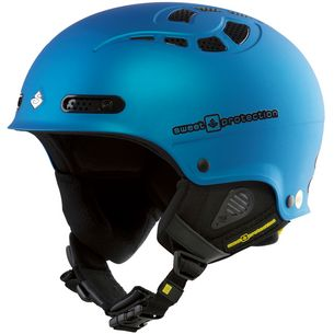 Sweet Protection Igniter MIPS Skihelm matte bird blue metallic