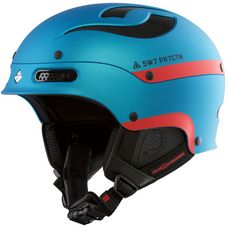 Sweet Protection Trooper Skihelm matte steel blue metallic