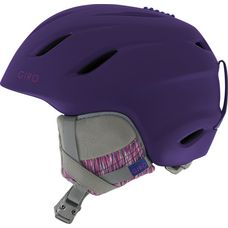 Giro Era Skihelm Damen matte purple