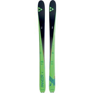 Fischer RANGER 98 TI Freeride Ski schwarz-grün