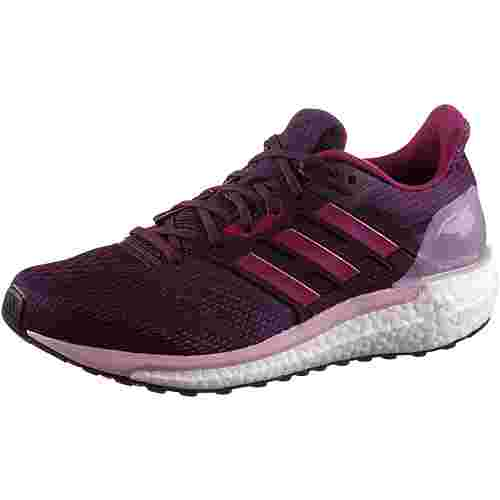 adidas Supernova Laufschuhe Damen red night