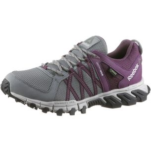 Reebok Trailgrip RS 5.0 GTX Walkingschuhe Damen grey-plum-orchid-grey