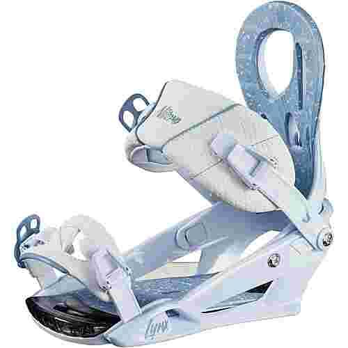 Nitro Snowboards LYNX Snowboardbindung Damen FRESH POWDER