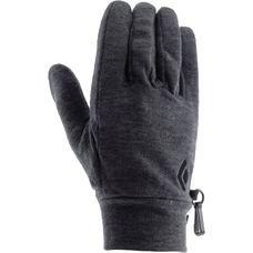 Black Diamond Midweight Wooltech Fingerhandschuhe slate