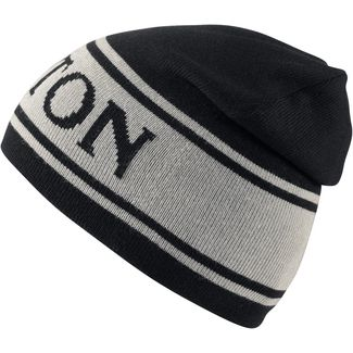 Burton Billboard Beanie Herren true black-iron gray