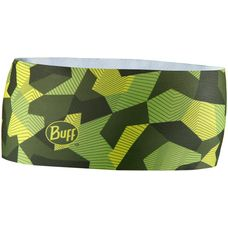 BUFF Stirnband block camo green