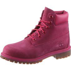 TIMBERLAND 6 Inch Boots Damen pink