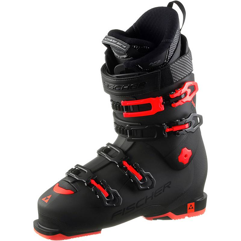 pick up d3679 7d8a6 FischerRC PRO 100 THERMOSHAPE Skischuheblack black
