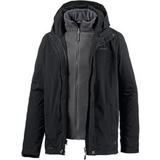 VAUDE Kintail 3in1 Doppeljacke Herren black