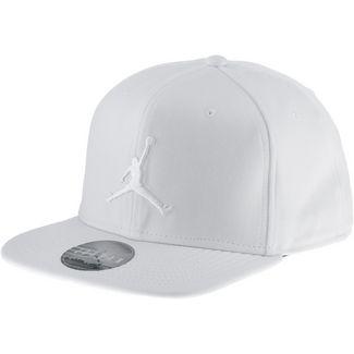 Nike JORDAN JUMPMAN Cap Herren summit white-summit white