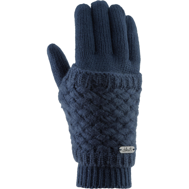 Chillouts Ela Fingerhandschuhe Damen Handschuhe Einheitsgröße Normal