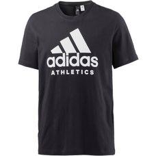 adidas SID Branded Printshirt Herren black