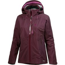 Salomon One & Only Hardshelljacke Damen Fig