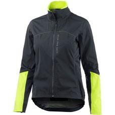Gore Power Lady Fahrradjacke Damen schwarz/gelb