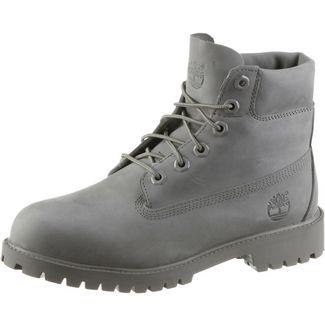 TIMBERLAND 6 Inch Junior Boots Damen grau