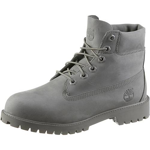 TIMBERLAND 6 Inch Boots Damen grau