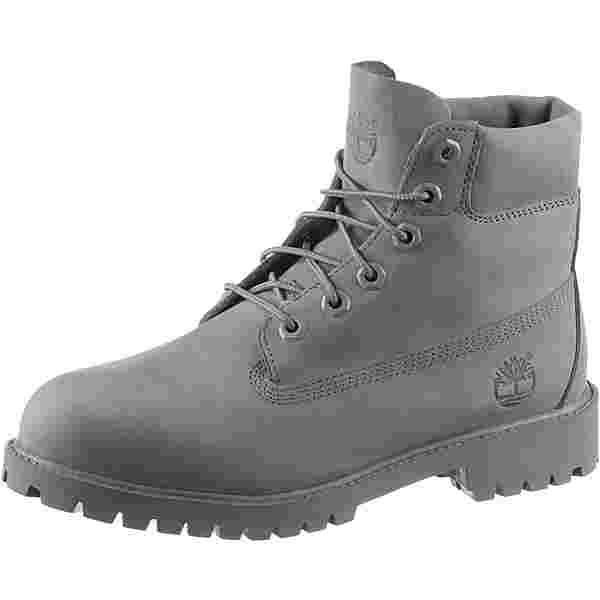TIMBERLAND 6 Inch Premium Junior Boots Damen grau