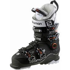 Salomon X Pro 100 Skischuhe Damen black-anthracite-white