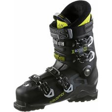 Salomon X Access 80 Skischuhe black-anthracite-acide Green