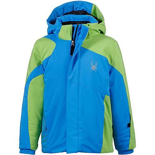 Spyder Skijacke Jungen FRENCH BLUE/FRESH im Online Shop