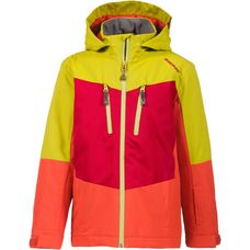 Ziener Afekt Skijacke Kinder orange spice