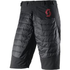 SCOTT Trail AS Bike Shorts Herren black/royal red