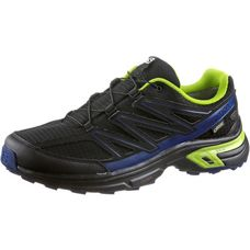 Salomon WINGS ACCESS 2 GTX® Laufschuhe Herren Black/Black/Blu Depth