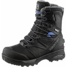 Salomon TOUNDRA PRO CSWP Winterschuhe Damen phantom-black-amparo blue