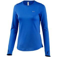 Under Armour Coldgear Armour Langarmshirt Damen LAPIS BLUE/METALLIC SILVER