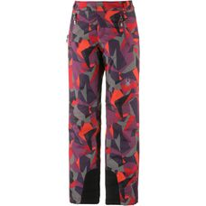 Spyder Winner Skihose Damen red camo print