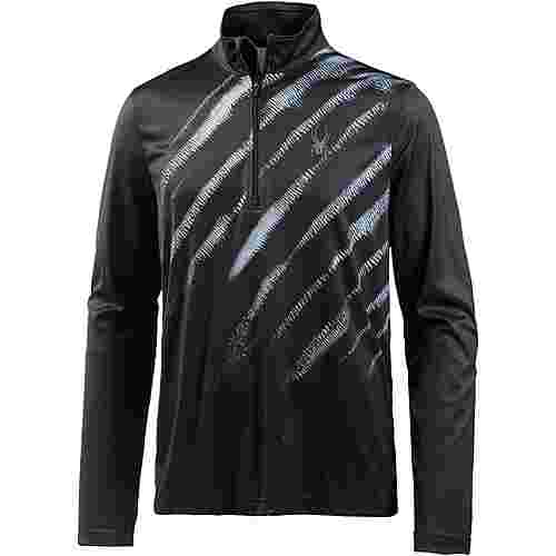Spyder Limitless Funktionsshirt Herren black/slash