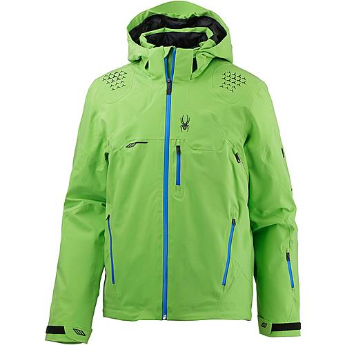 Spyder Monterosa Skijacke Herren fresh/french blue/french blue