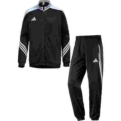 adidas Sereno 14 Trainingsanzug Herren BLACK/SILVER/WHT