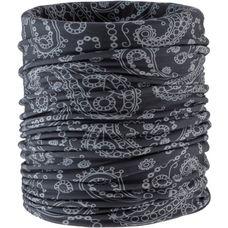 PAC Twisted Fleece Multifunktionstuch paisley black
