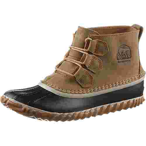 Sorel Out n About Winterschuhe Damen elk