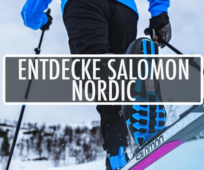 Skilanglaufartikel von Salomon