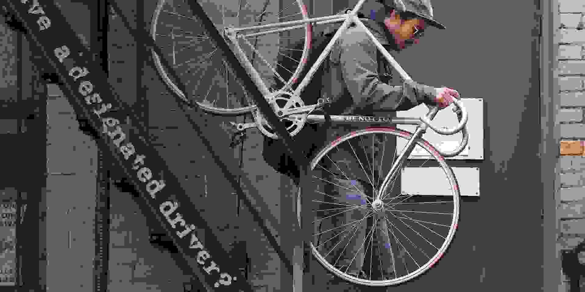 Commuting - Mit dem Rad zu Arbeit