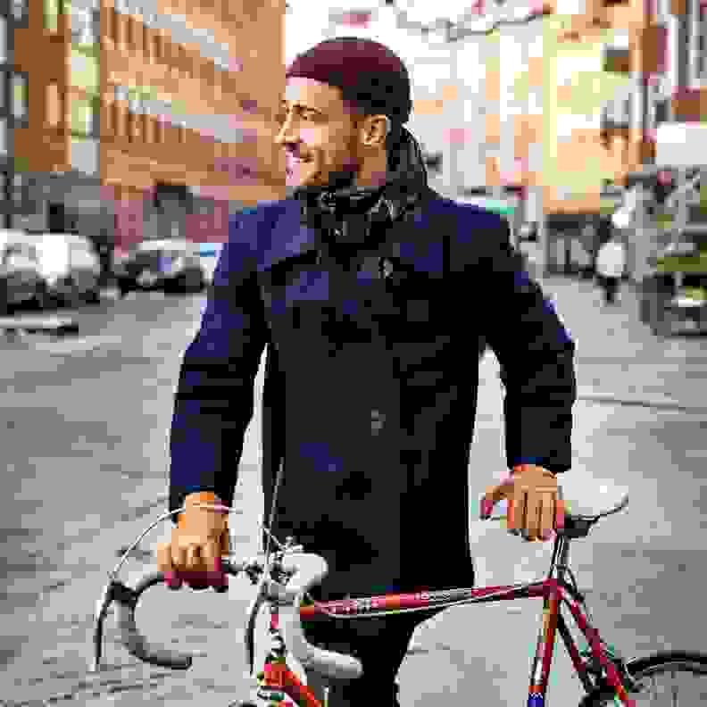 Hövding Airbag Helm Fahrradhelm